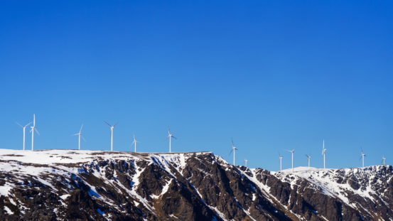 Blackrock Finances Wind Power Project In Norway Esg Clarity
