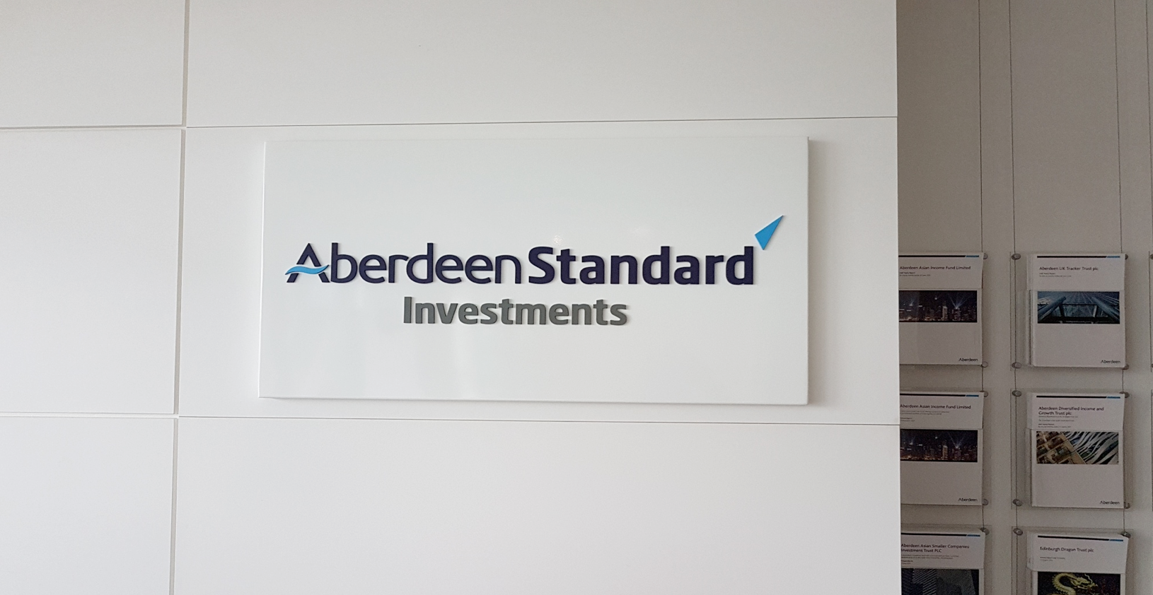 Aberdeen Standard markets Global Sustainability Trust