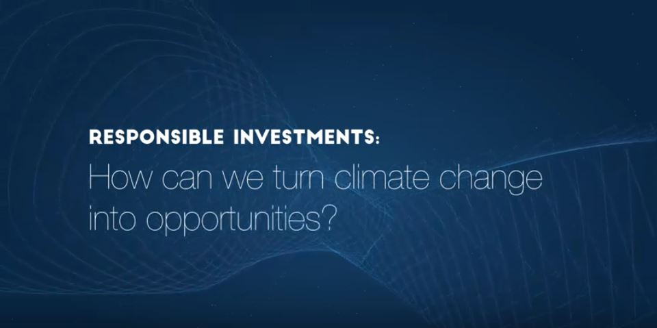 How can we turn climate change into opportunities?