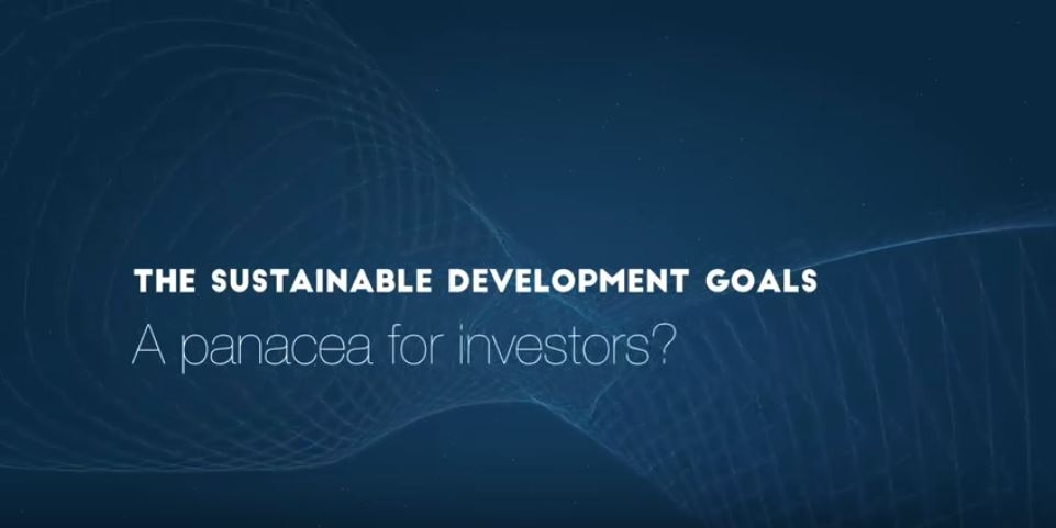 The Sustainable Development goals: A panacea for investors?