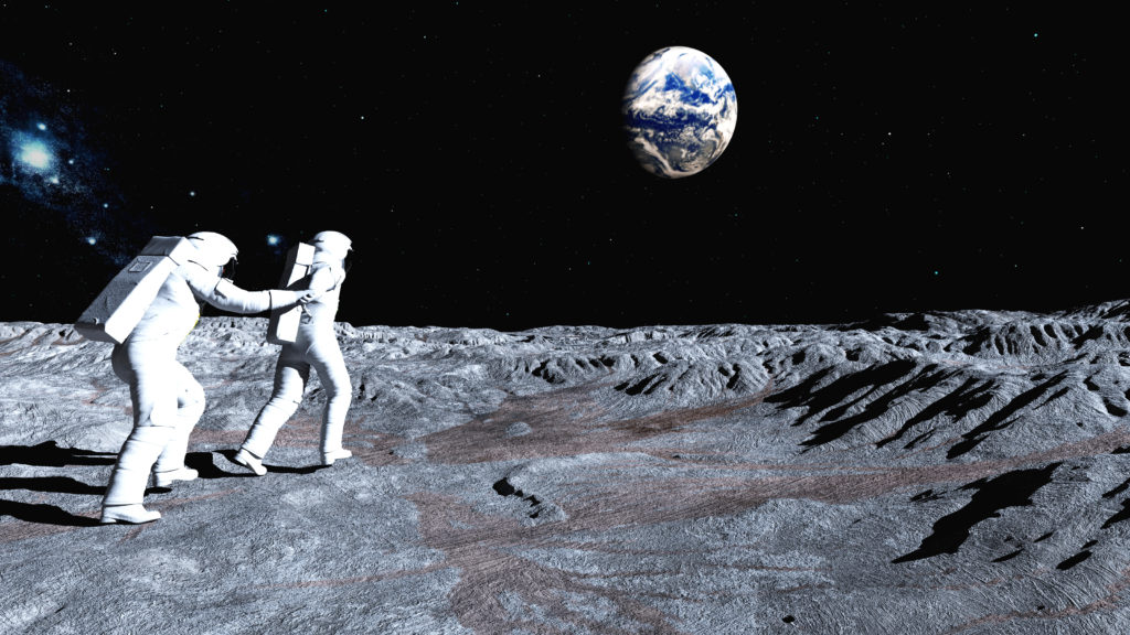 Climate change fight is the moon shot for the modern era